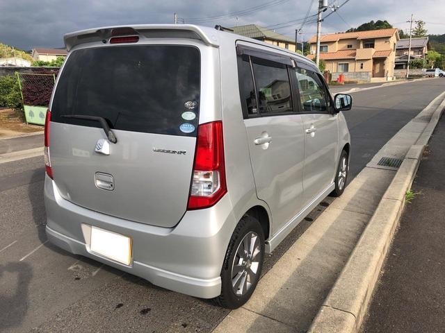 「スズキ」「ワゴンR」「コンパクトカー」「京都府」の中古車8