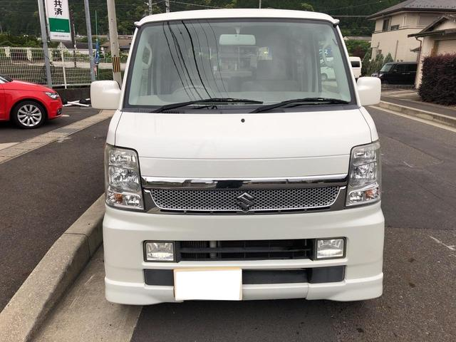 「スズキ」「エブリイワゴン」「コンパクトカー」「京都府」の中古車2
