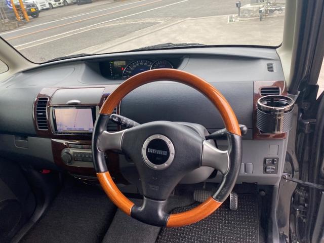 カスタムVS 車検4年2月 スマートキー ナビ アルミ 4万KM 保証付(19枚目)