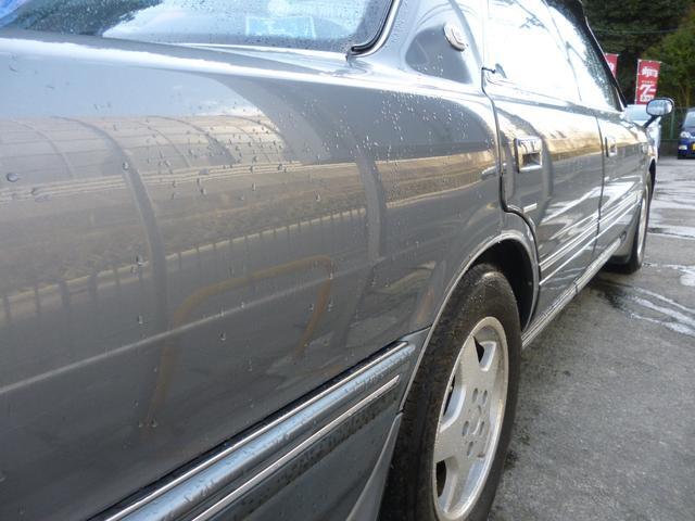 ロイヤルサルーン 130クラウン コラムAT ベンチシート ツインカムスーパーチャージャー タイベル交換済み キーレスエントリー Pシート ETC Pナビ(7枚目)