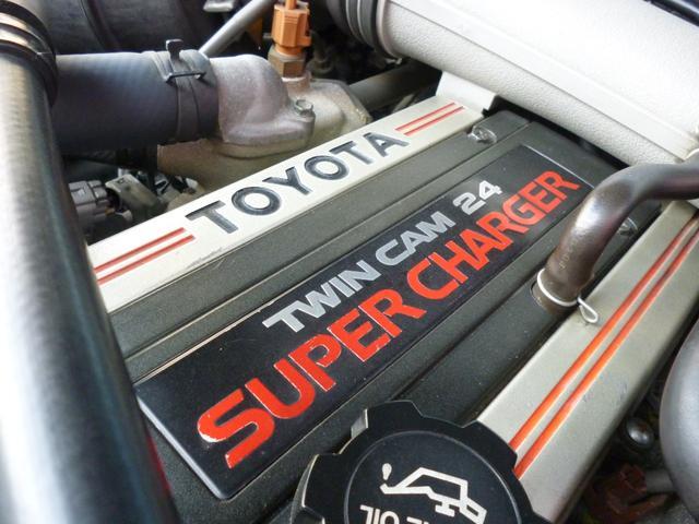 ロイヤルサルーン 130クラウン コラムAT ベンチシート ツインカムスーパーチャージャー タイベル交換済み キーレスエントリー Pシート ETC Pナビ(11枚目)