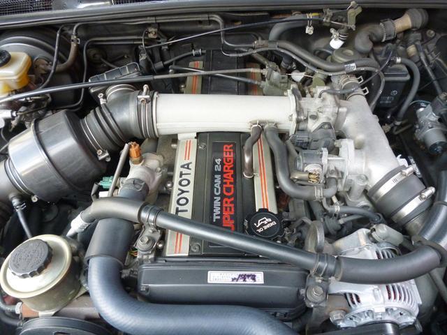 ロイヤルサルーン 130クラウン コラムAT ベンチシート ツインカムスーパーチャージャー タイベル交換済み キーレスエントリー Pシート ETC Pナビ(12枚目)