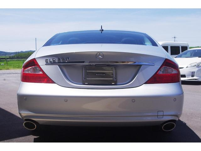 CLS350 CLS350、ダブルエアコン、エアバッグ、キーレスエントリー、パワーシート(9枚目)
