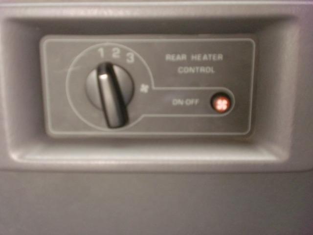 スーパーロングDX 10人乗り Wエアコン CD ベンチシート(17枚目)