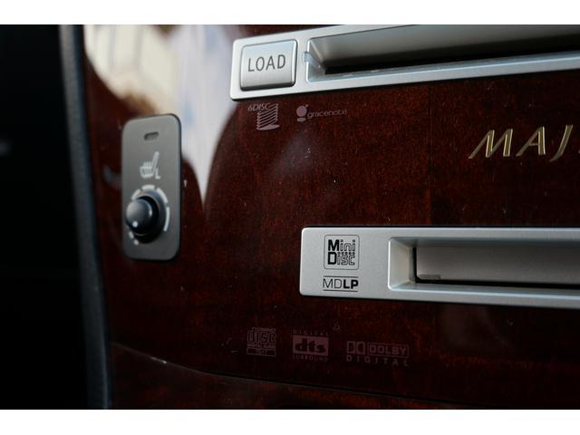 トヨタ クラウンマジェスタ CタイプFパケ60th SSR20AWマクレビ モデリスタ