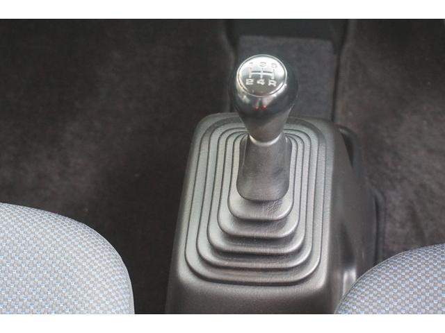 ベースグレード 4WD 5速 検査2年11月まで(19枚目)