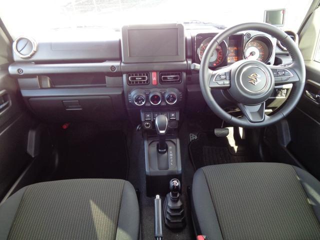 XC GLIDEコンプリートジムニー 新品2.5インチリフトアップ 新品ジオランダー6.5R16 オートマ 4WD ターボ 9型ナビフルセグ スマートキー プッシュスタート シートヒーター(9枚目)