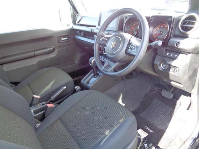 XC GLIDEコンプリートジムニー 新品2.5インチリフトアップ 新品ジオランダー6.5R16 オートマ 4WD ターボ 9型ナビフルセグ スマートキー プッシュスタート シートヒーター(12枚目)