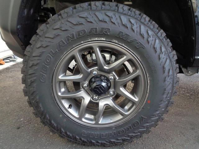 XC GLIDEコンプリートジムニー 新品2.5インチリフトアップ 新品ジオランダー6.5R16 オートマ 4WD ターボ 9型ナビフルセグ スマートキー プッシュスタート シートヒーター(25枚目)
