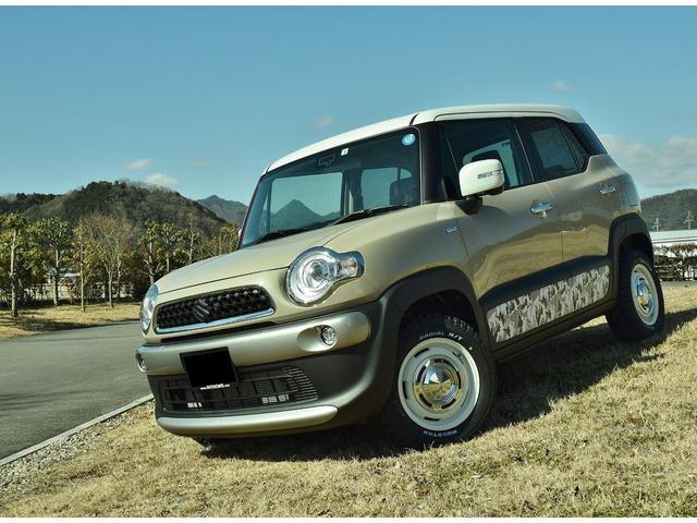 「スズキ」「クロスビー」「SUV・クロカン」「兵庫県」の中古車26