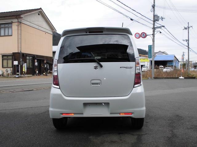 「スズキ」「ワゴンRスティングレー」「コンパクトカー」「兵庫県」の中古車7