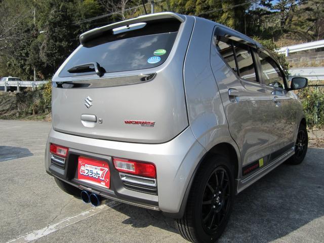 ベースグレード HKSスーパーターボマフラー フロントドライブレコダー付き 掲載価格は兵庫県内登録料金です。(9枚目)