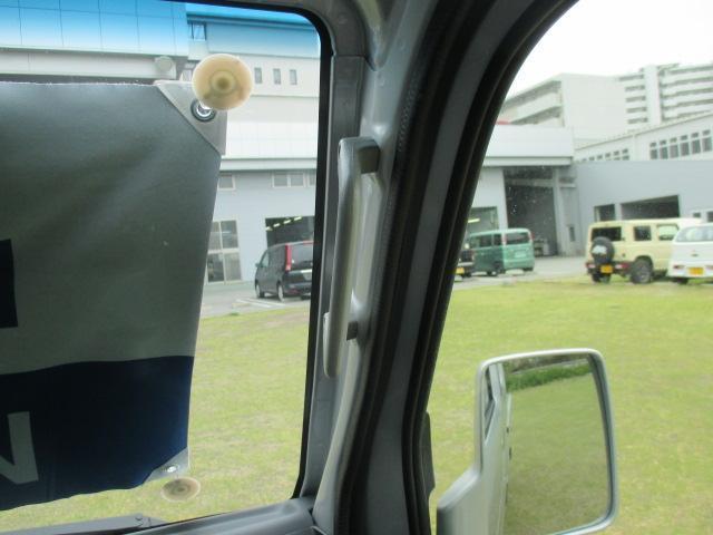 乗り降りに便利なアシスタントグリップ