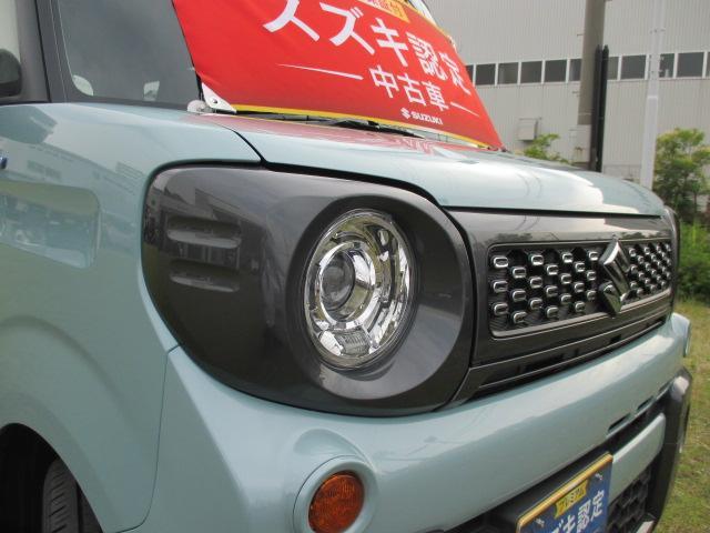 LEDヘッドランプで夜間の視界を確保します