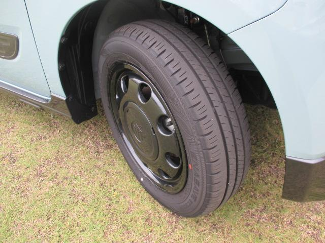 タイヤ溝もばっちりです。