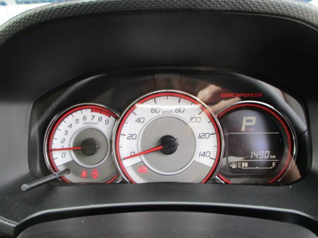 ワークス 3型 AGS デュアルセンサー ブレーキサポート付(16枚目)