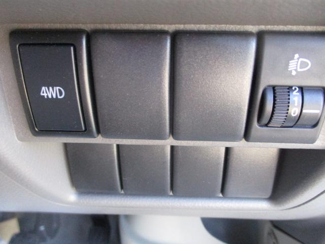 PAリミテッド 4WD ワンオーナー キーレス CD(12枚目)