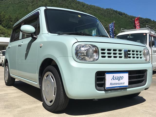 「スズキ」「アルトラパン」「軽自動車」「兵庫県」の中古車5