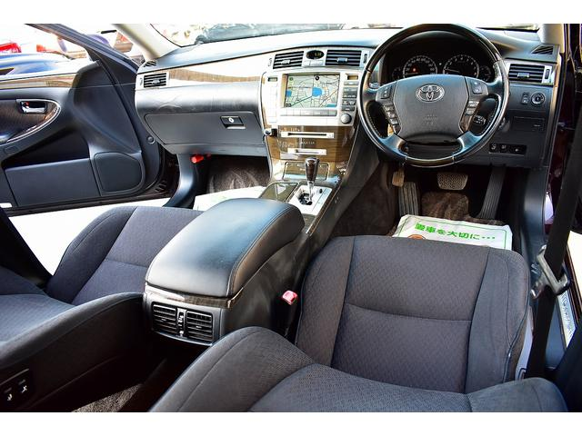 トヨタ クラウンマジェスタ Cタイプ ローダウン 新品20インチAW タイベル交換済