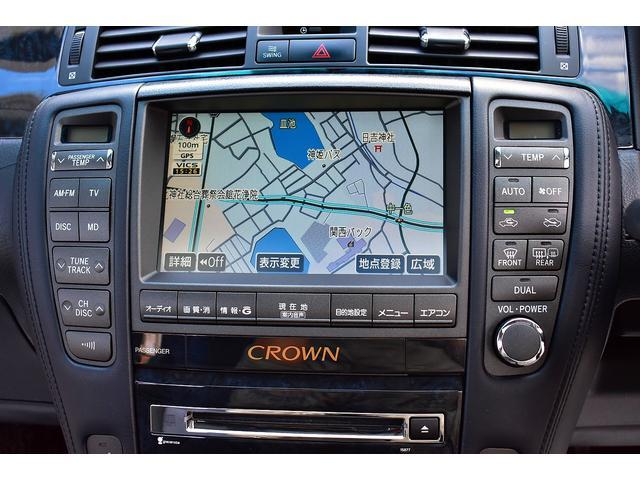 トヨタ クラウン アスリート 60th 黒革 サンルーフ 車高調 新品20AW