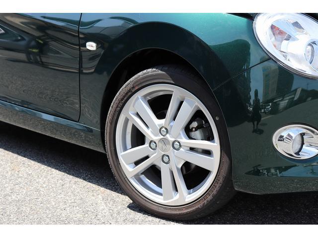 純正アルミ&タイヤです。タイヤ溝も残っております。