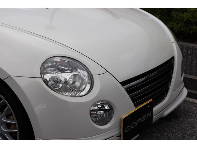 「ダイハツ」「コペン」「オープンカー」「兵庫県」の中古車21