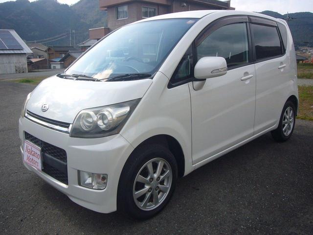 カスタムX ETC キーレス  車検整備付(3枚目)