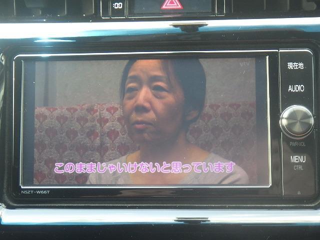エレガンス ハーフレザー 純正SDフルセグナビ ETC(10枚目)