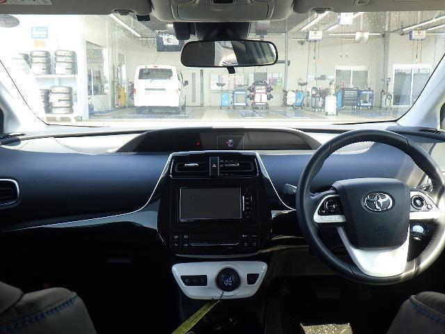トヨタセーフティ―車線逸脱警報機能