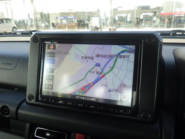 JC 衝突被害軽減ブレーキ 純正 8インチ メモリーナビ Bluetooth接続 ETC ABS クルーズコントロール 地上波デジタルチューナー DVD 衝突安全ボディ 車線逸脱防止支援システム(9枚目)
