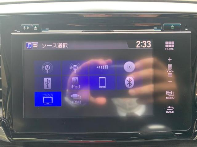 HVアブソルート・ホンダセンシングEXパッケ ・純正 7インチ メモリーナビ/フリップダウンモニター/シート ハーフレザー/車線逸脱防止支援システム/ヘッドランプ LED/ETC/EBD付ABS/横滑り防止装置/アイドリングストップ/TV 禁煙車(10枚目)