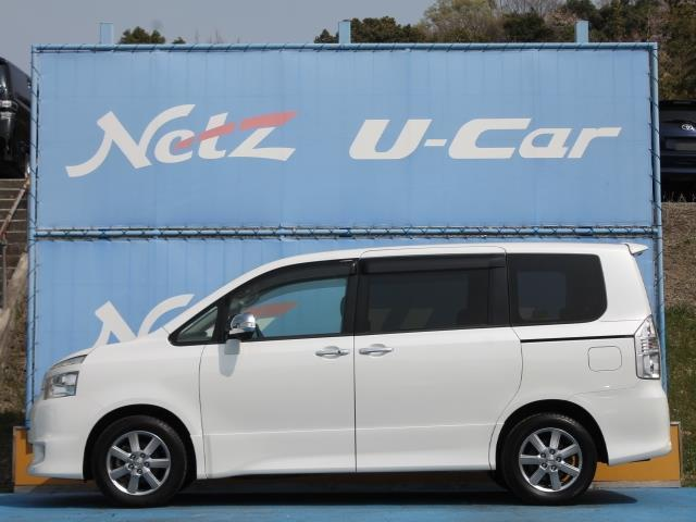 トヨタ ヴォクシー ZS 煌 両側電動スライドドア HDDナビ 後席モニター