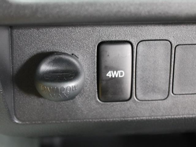 エクストラ 4WD(9枚目)