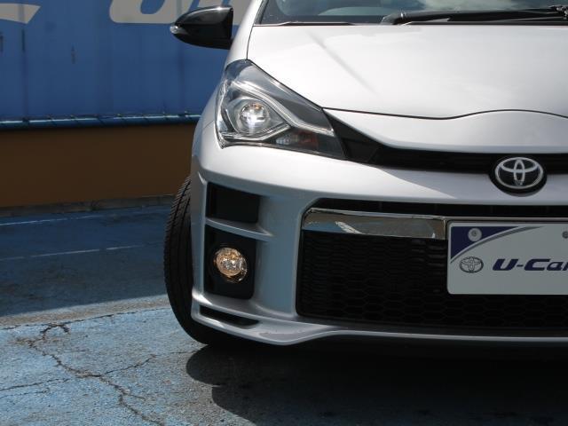 GRスポーツ 当社元試乗車 安全装置搭載 SDナビ LED(13枚目)