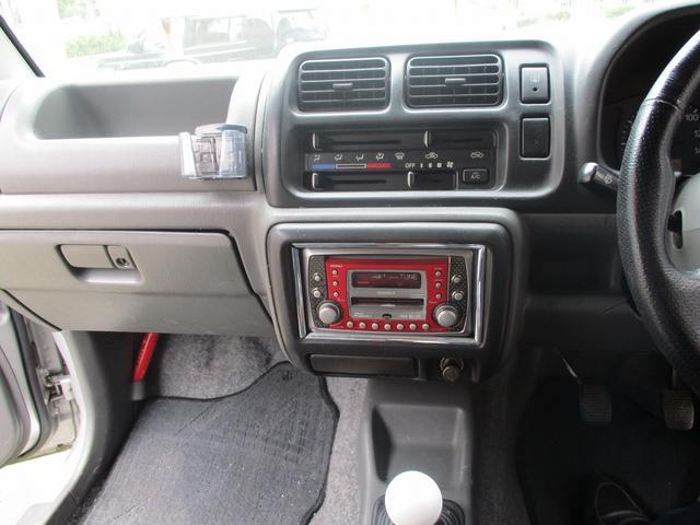 4WD 5速 リフトアップ 外アルミ マフラー エアクリーナ(19枚目)