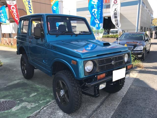 HC 実走行3.3万km 4WD MT社外新品16アルミ(4枚目)