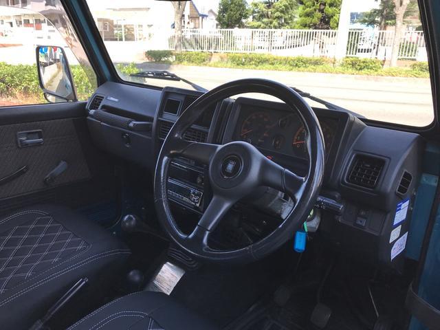 HC 実走行3.3万km 4WD MT社外新品16アルミ(7枚目)