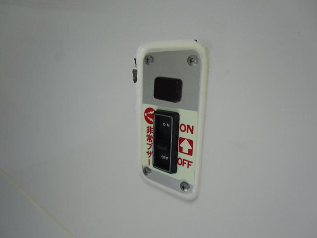 冷凍冷蔵車 バックカメラ ETC(10枚目)