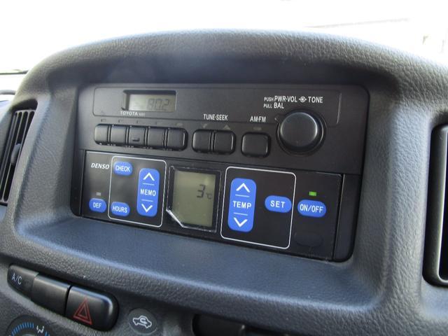 冷凍冷蔵車 バックカメラ ETC(15枚目)