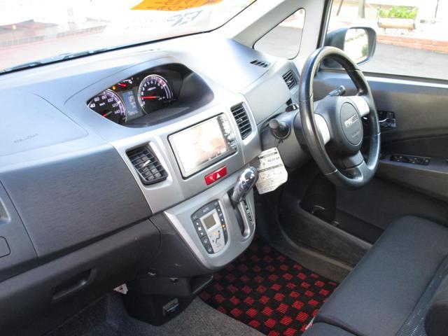 ダイハツ ムーヴ カスタム RS ターボ 地デジナビ キーレス