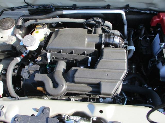 660ccノーマルエンジン+Sエネチャージ。