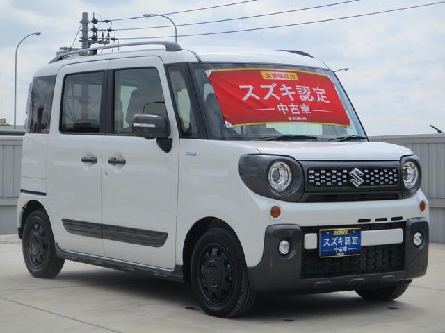 「スズキ」「スペーシアギア」「コンパクトカー」「兵庫県」の中古車6