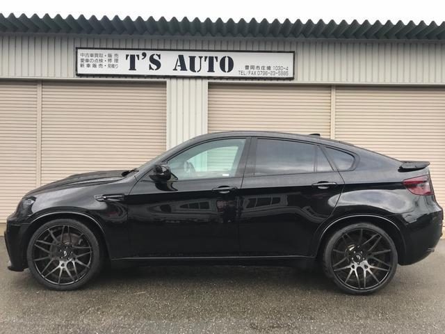 「BMW」「BMW X6 M」「SUV・クロカン」「兵庫県」の中古車8