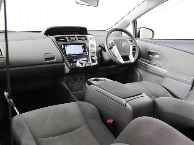 トヨタ プリウスアルファ S ナビ フルセグ ETC