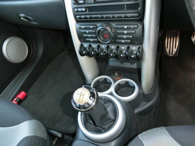 MINI MINI クーパーS ETC 6速マニアル車