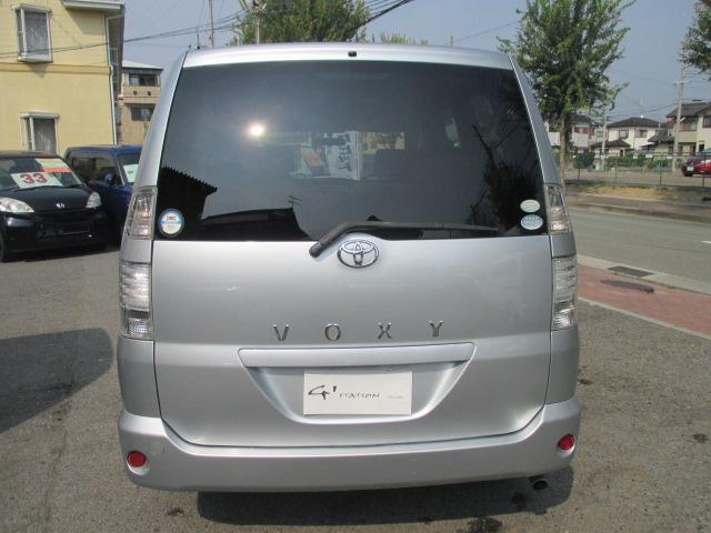 トヨタ ヴォクシー X社外ナビ・フル装備