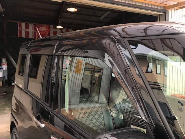 XS フルセグTVナビ バックカメラ 両側電動スライドドア(34枚目)