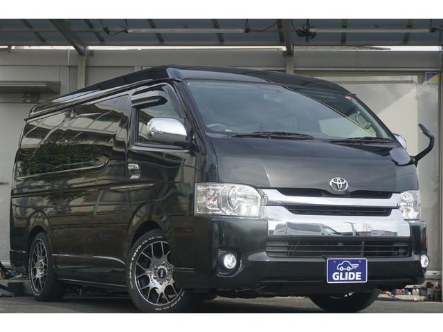 「トヨタ」「ハイエース」「ミニバン・ワンボックス」「兵庫県」の中古車67
