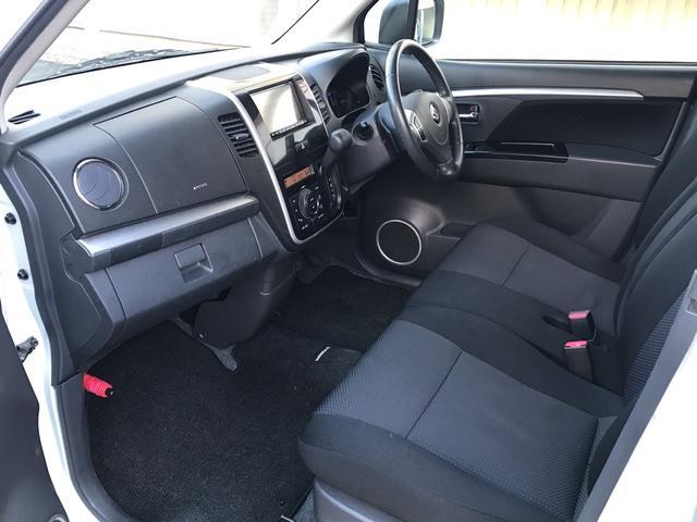 スズキ ワゴンRスティングレー TSターボ 4WD メモリーナビ・地デジ