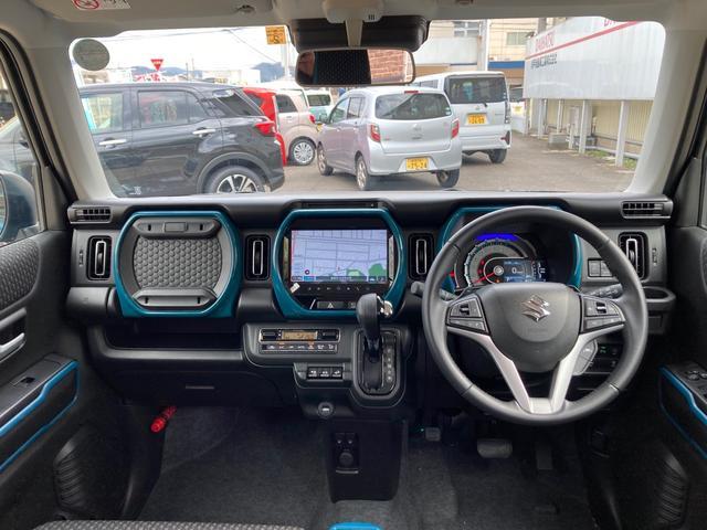 ハイブリッドXターボ 衝突軽減ブレーキ 4WD ターボ 全方位モニター LEDヘッド&FOG Bluetooth シートヒーター(15枚目)